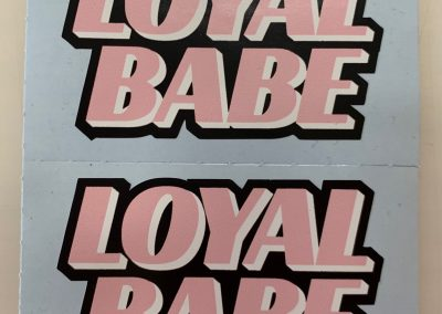 LoyalBabe_Stickers